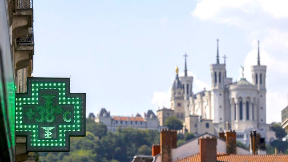 Tous aux abris : la canicule revient à Lyon la semaine prochaine !