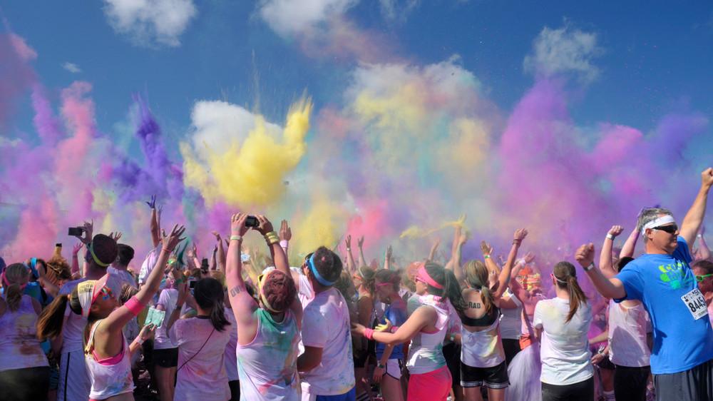 La Color Me Rad de retour à Toulouse en octobre pour faire le plein de couleurs