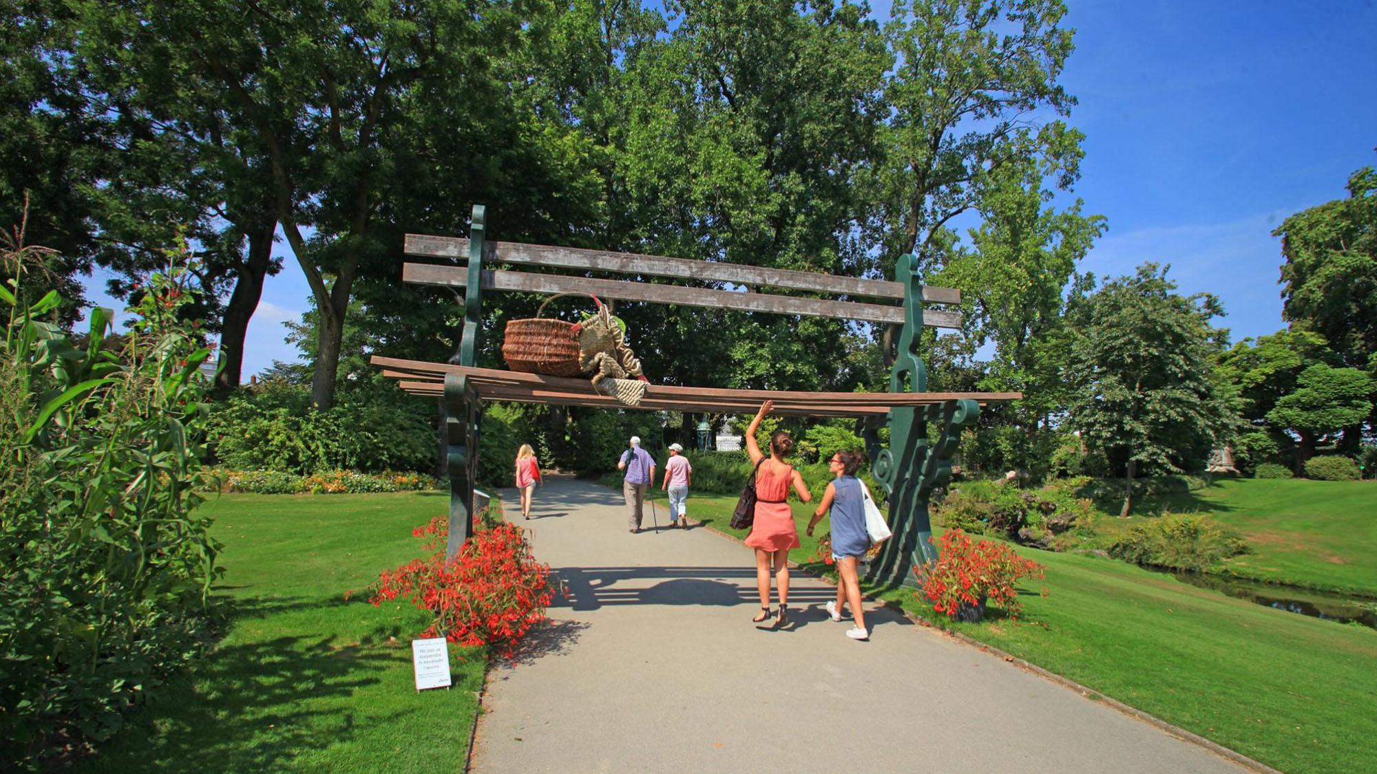 parc jardin nantes