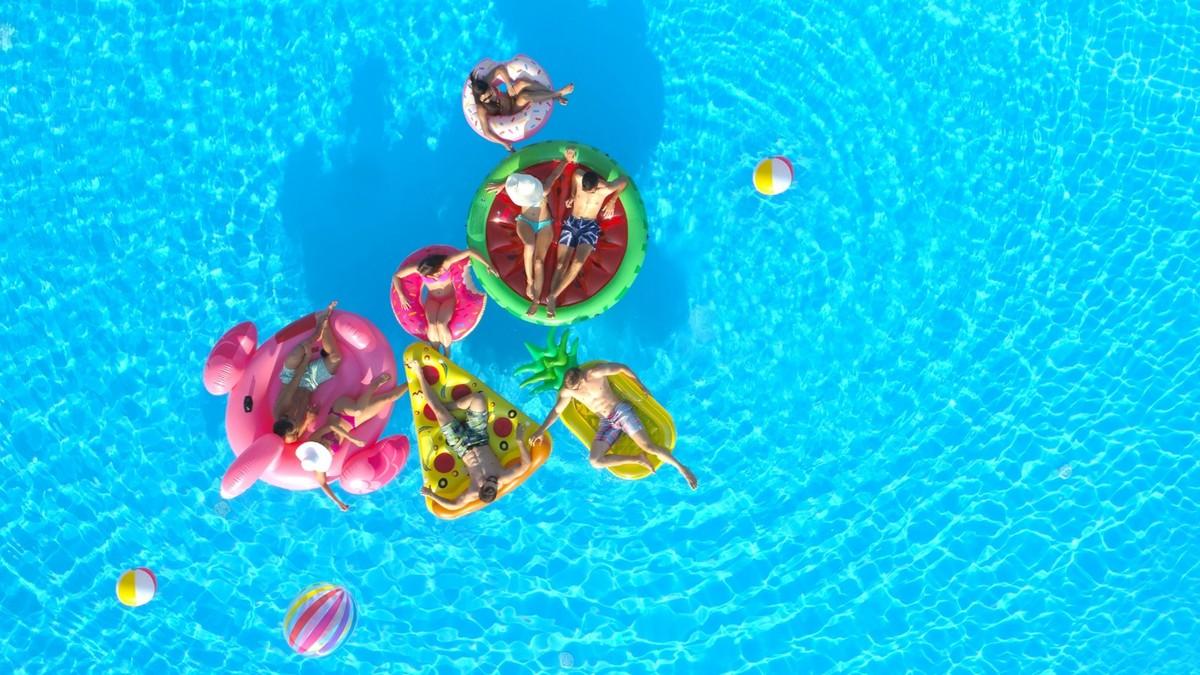 Pool Party, cocktails, tapas : gagne tes places pour la soirée chill de l'été