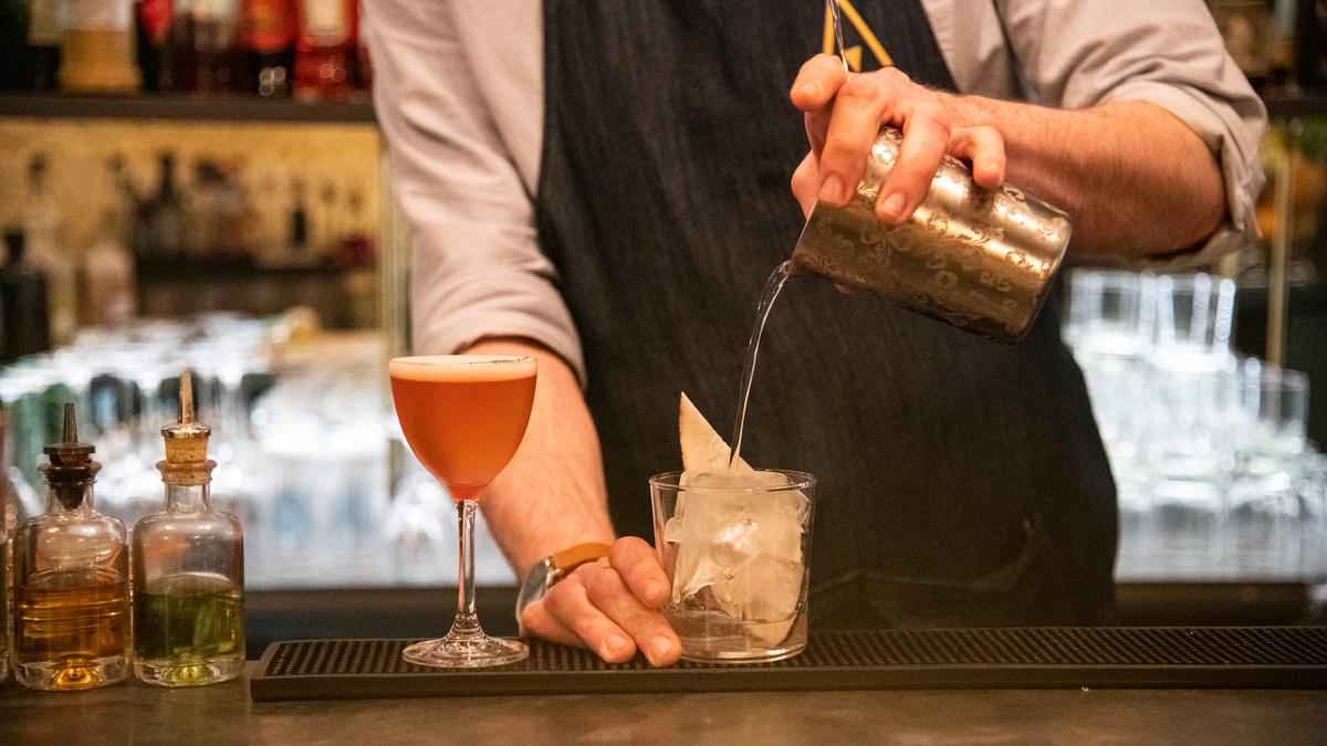 L'Arbane : le nouveau temple du cocktail