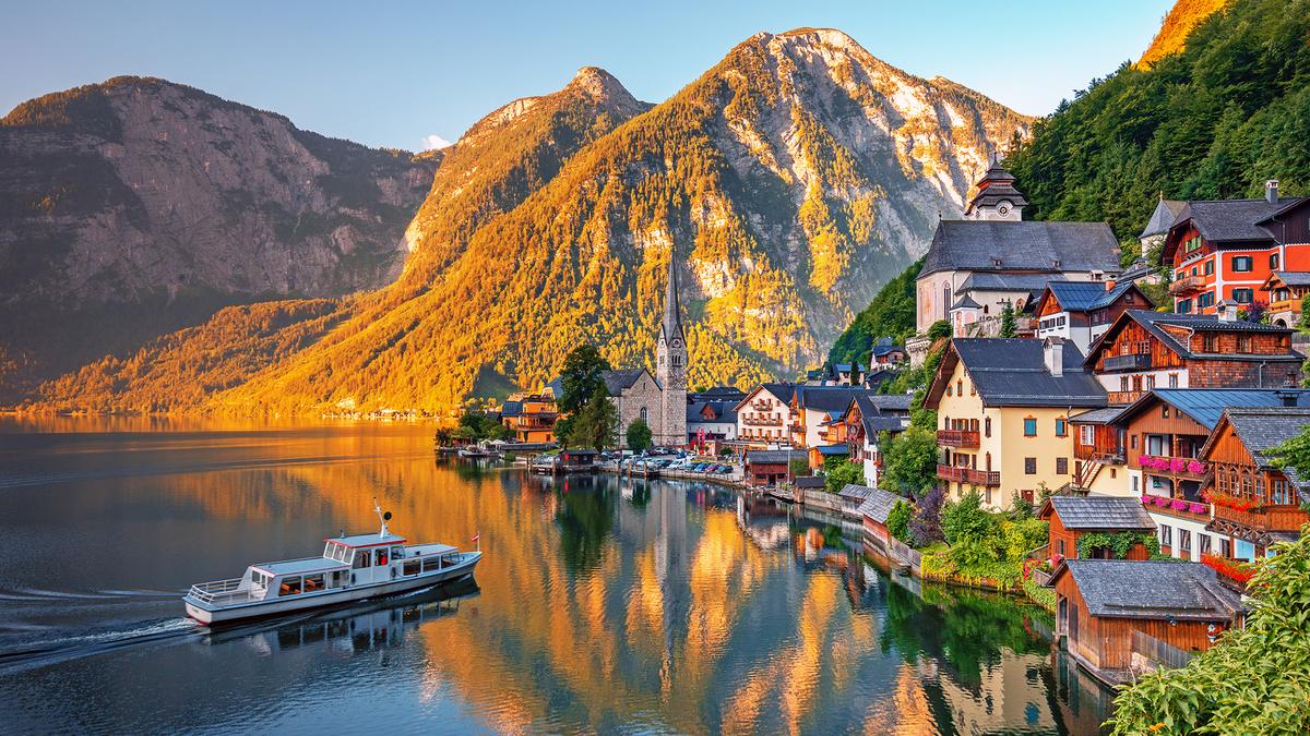 Les 10 lacs les plus sensationnels d'Europe