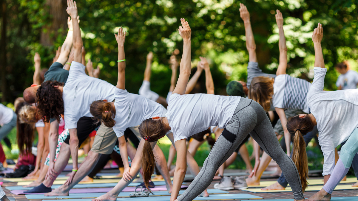 Des cours gratuits pour la Journée internationale du yoga