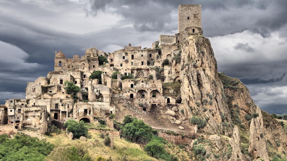 Les villes fantômes d'Europe qui font froid dans le dos