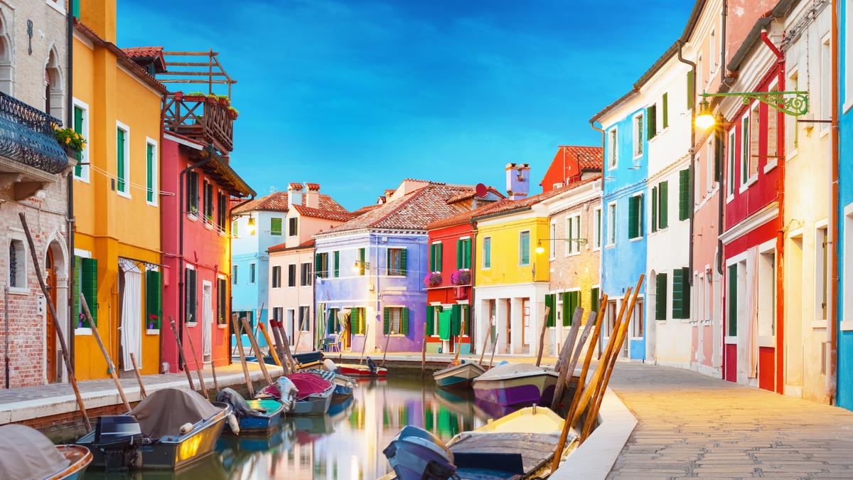 Les 10 villes les plus colorées d'Europe