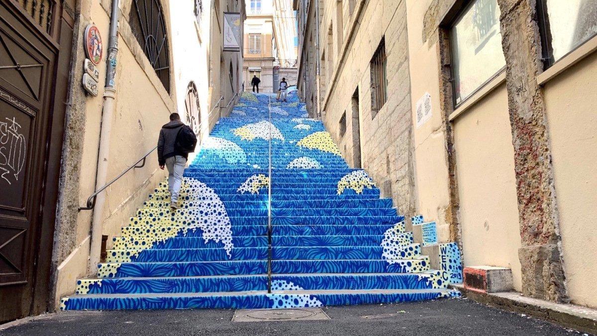 L'appli qui géolocalise les plus belles œuvres de street art près de chez toi !