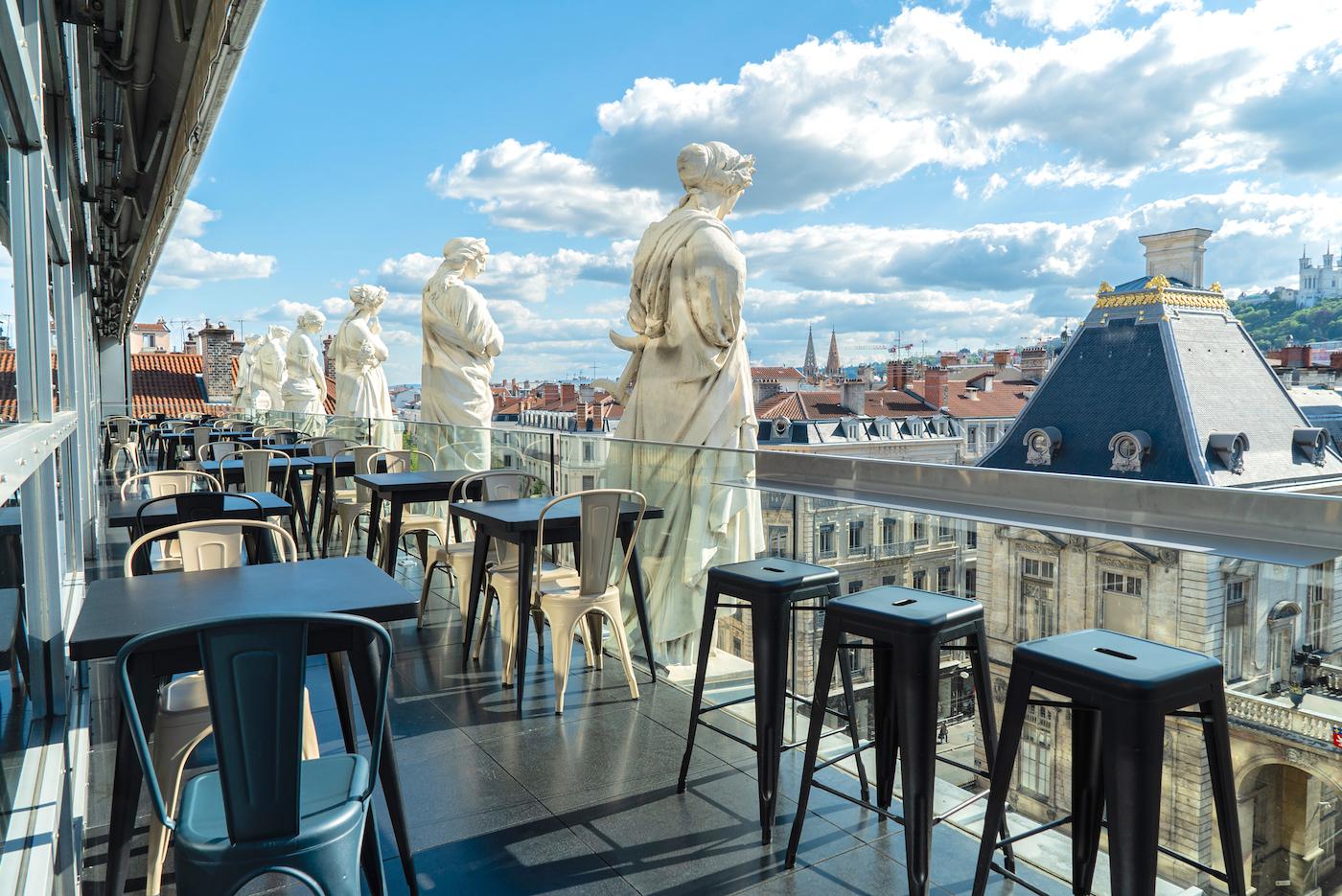 Top Des Terrasses Les Plus Ensoleillées De Lyon