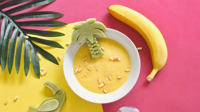 Amis vegans, la tendance est au lait de banane