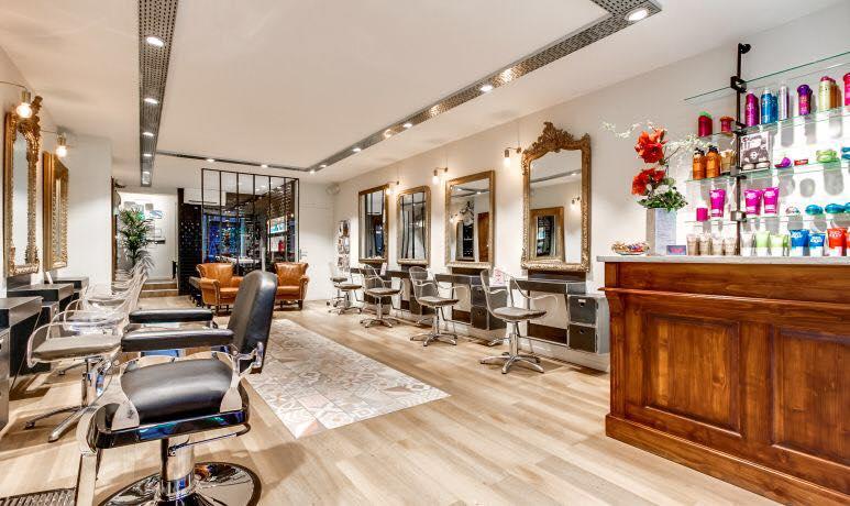 19++ Salon coiffure hommes the boss idees en 2021