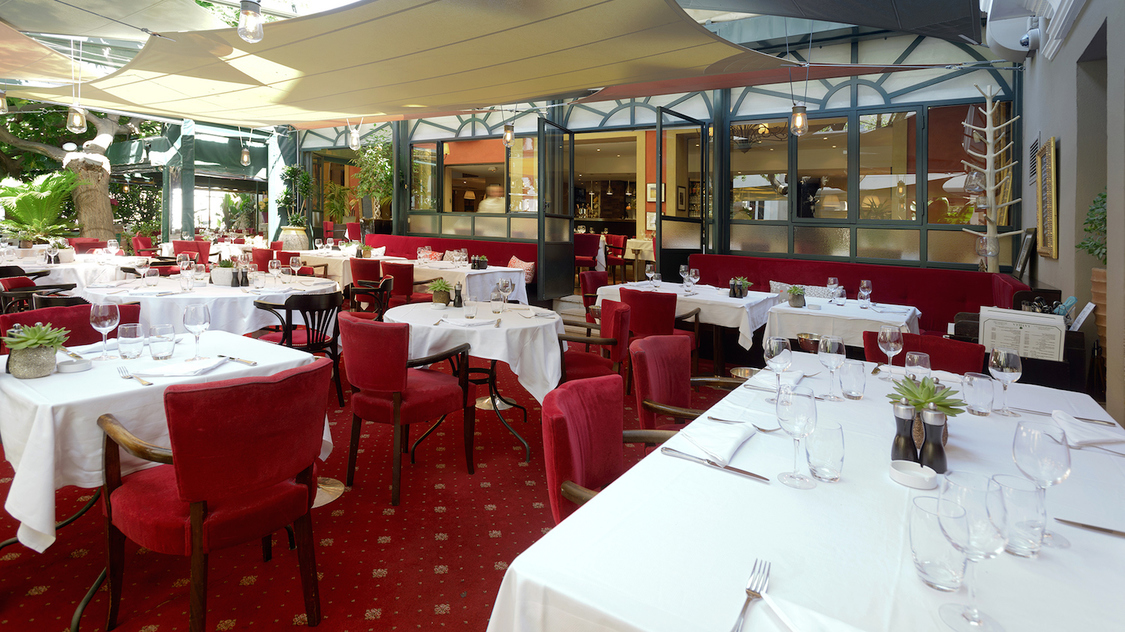 Restaurant la villa marseille vir e gourmande dans le 8e - Restaurant le jardin marseille ...