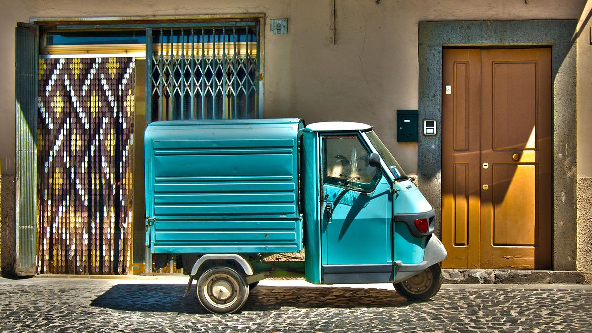 Ce concept de livraison mêlant voyage et écologie rentabilise les trajets