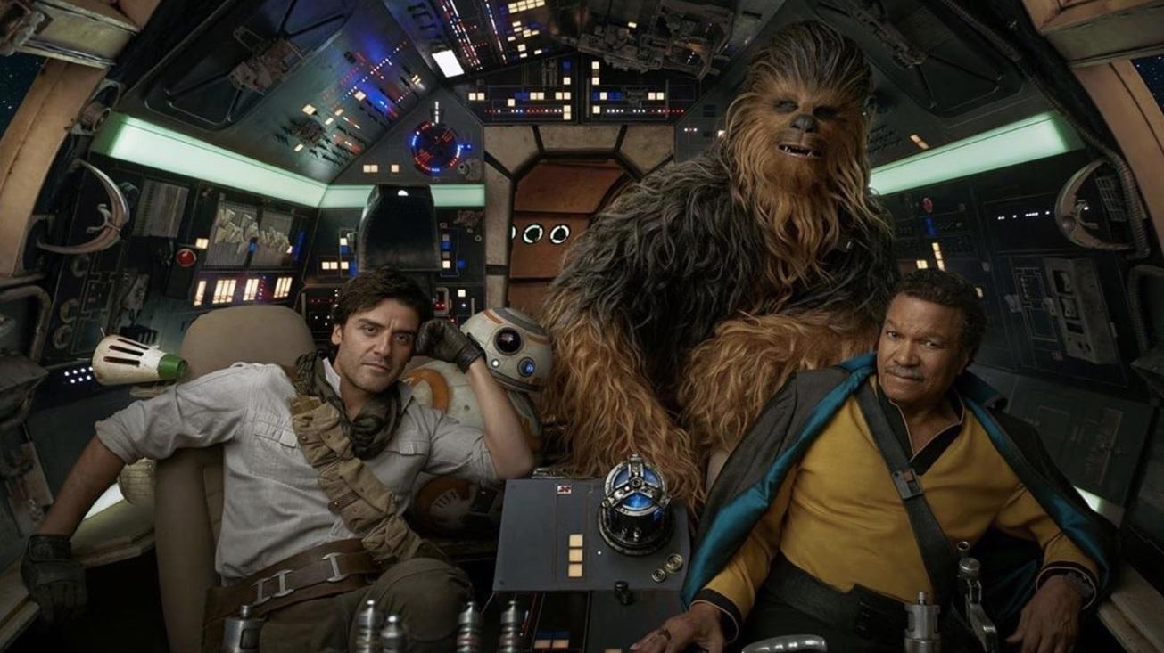 Star Wars, épisode IX : des images inédites en attendant décembre