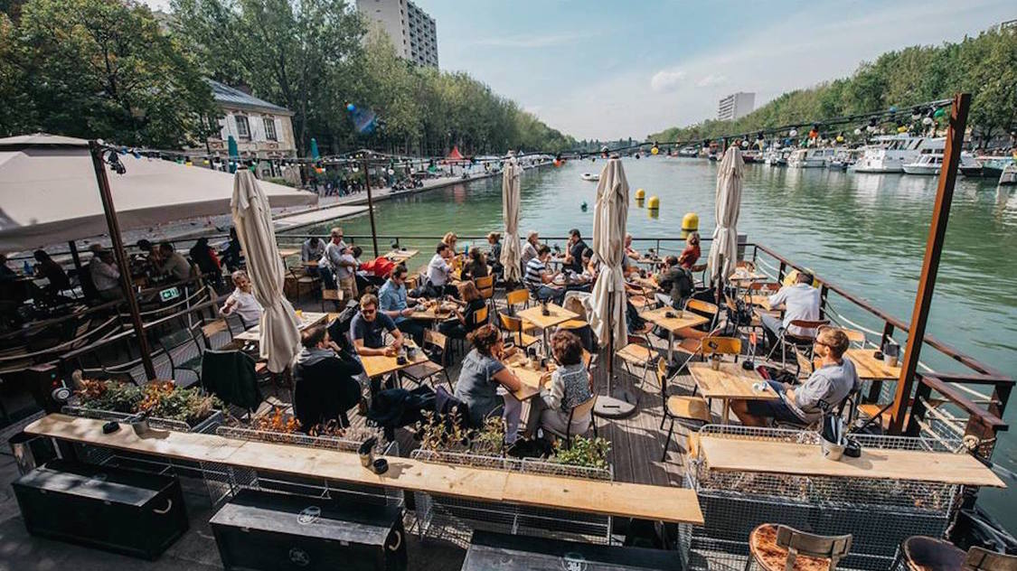 Restaurant terrasse à Paris : les plus beaux endroits !