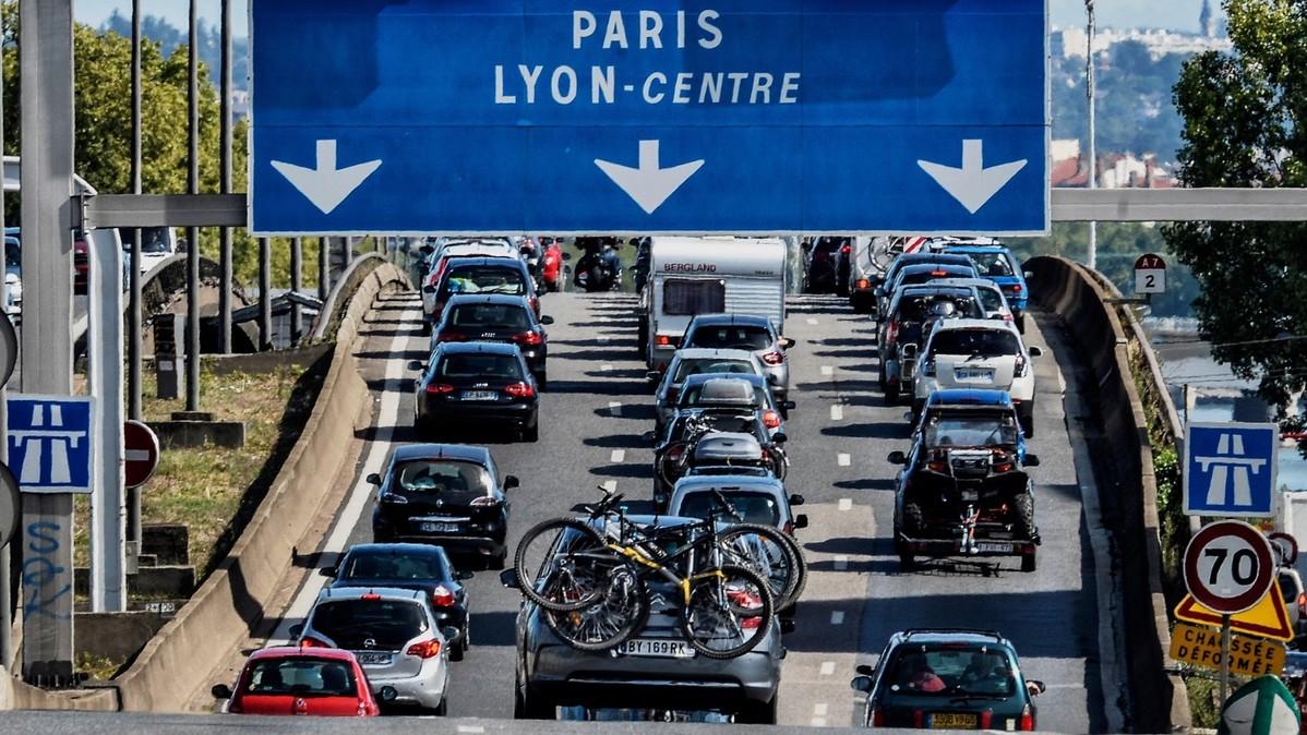 Un péage à 6 euros pourrait bientôt être installé pour traverser Lyon