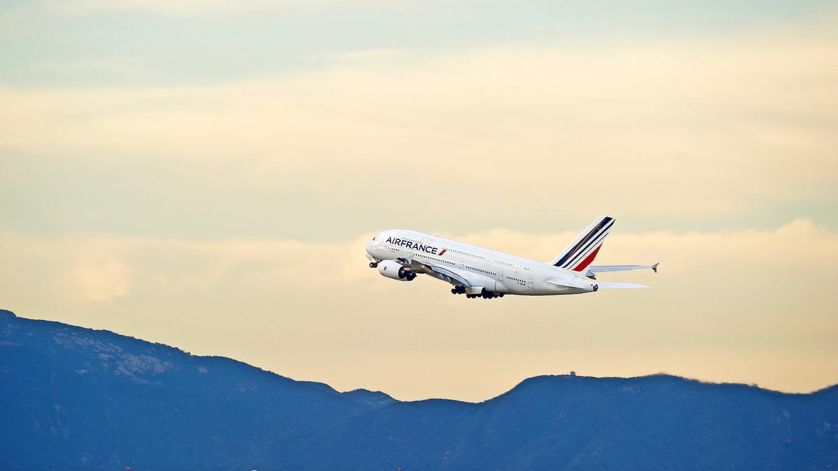 Des vols Air France au départ de Lyon vers la France et l'Europe à 39 euros