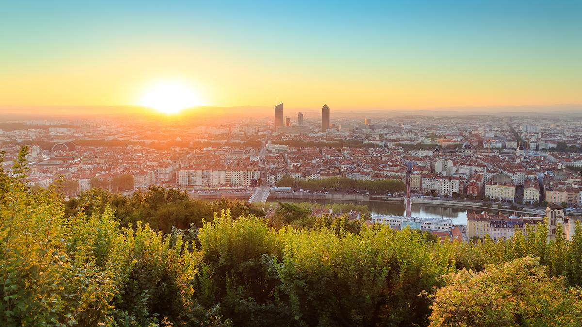 Lyon dans le top 15 des villes les plus ensoleillées de France