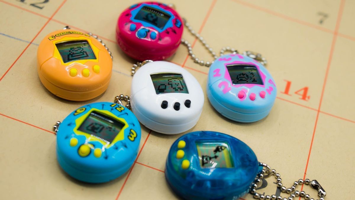 Les Tamagotchi font leur grand come-back