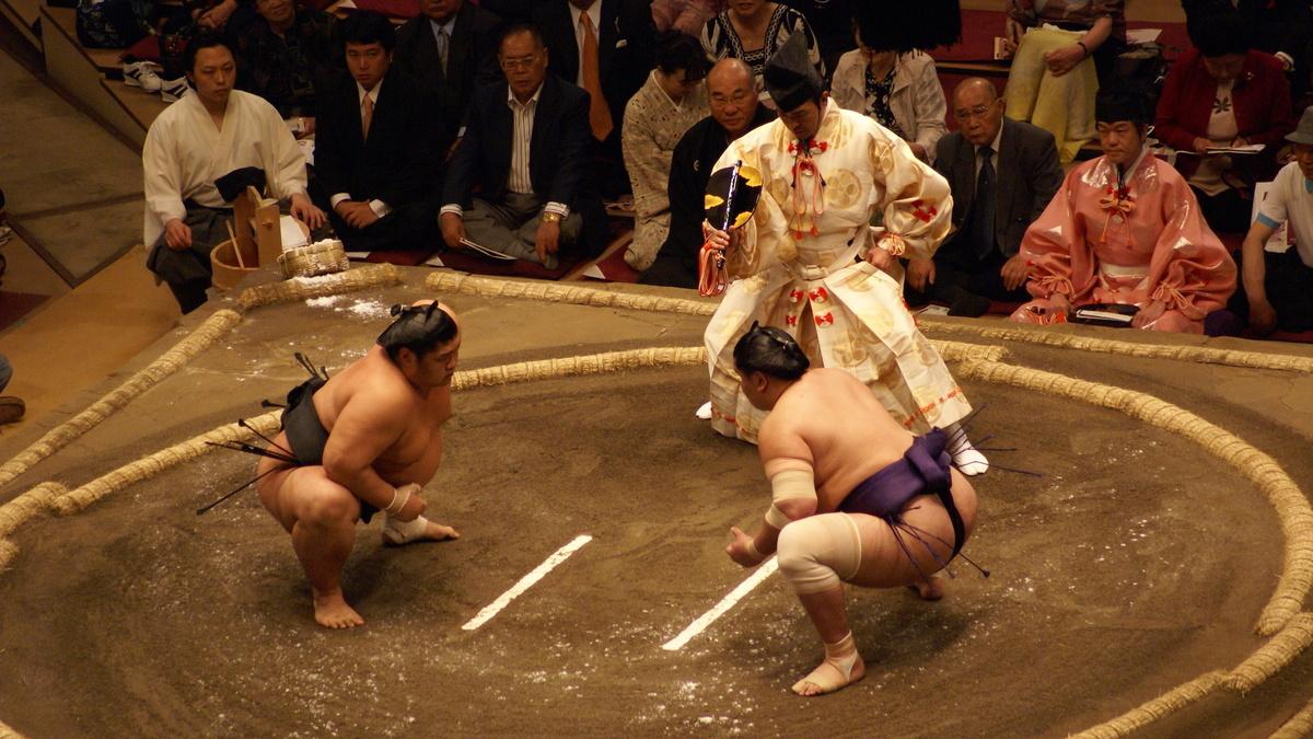 Un tournoi de sumo organisé ce vendredi en plein coeur de Lyon