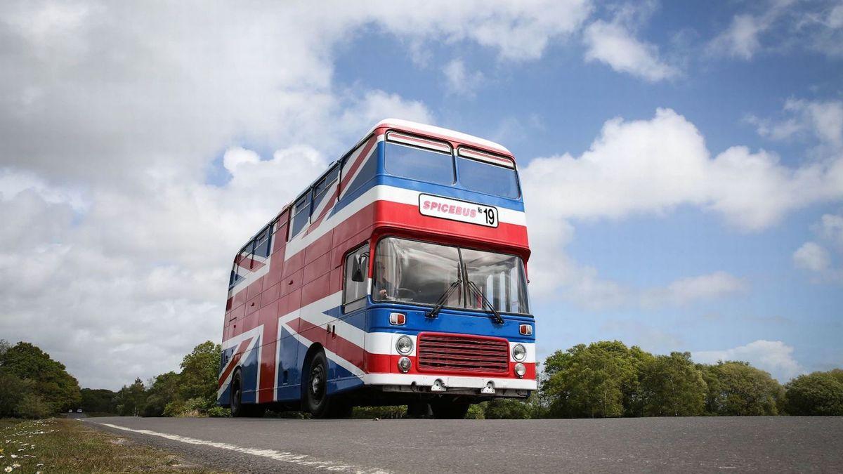Séjournez à bord du bus mythique des Spice Girls