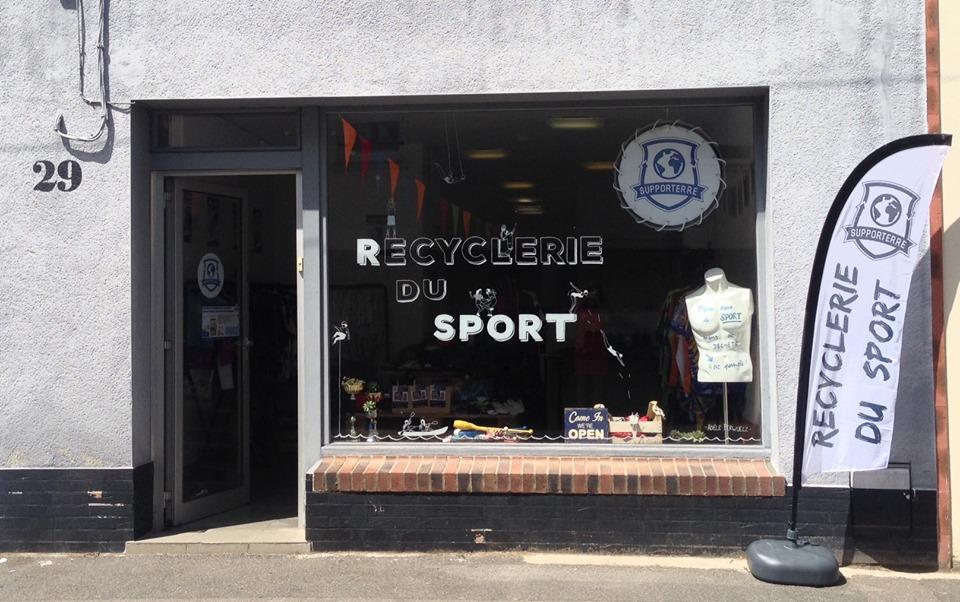 recyclerie du sport nantes