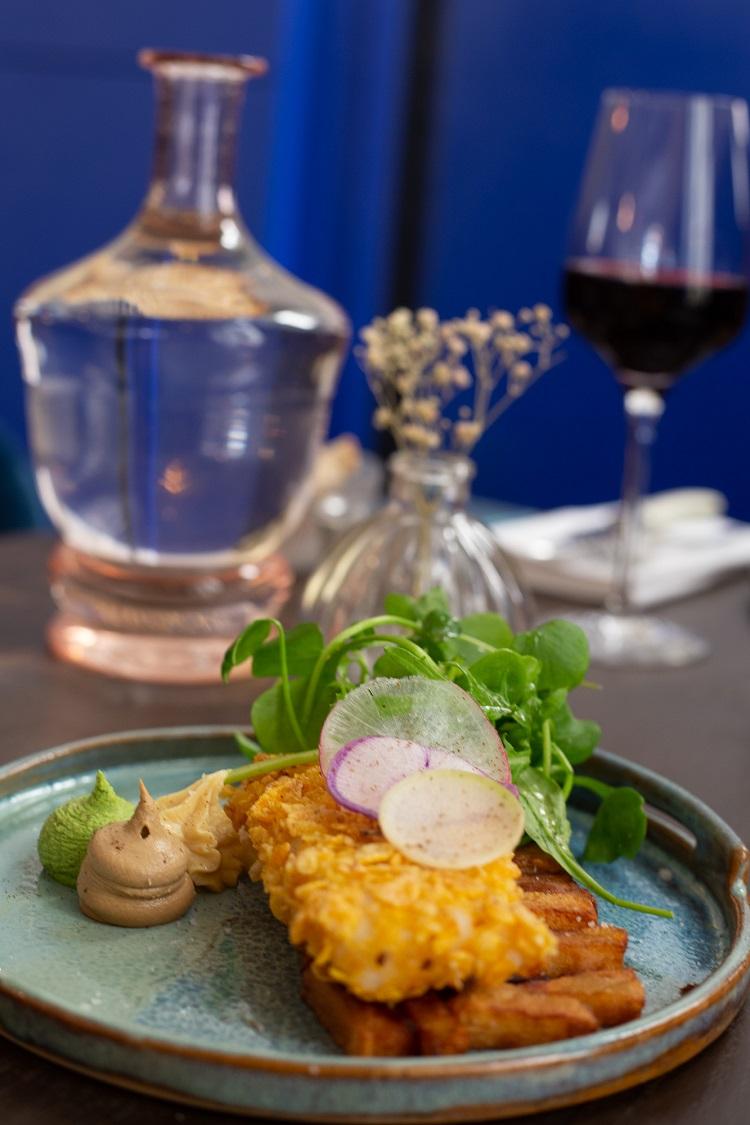restaurant bistronomique nantes