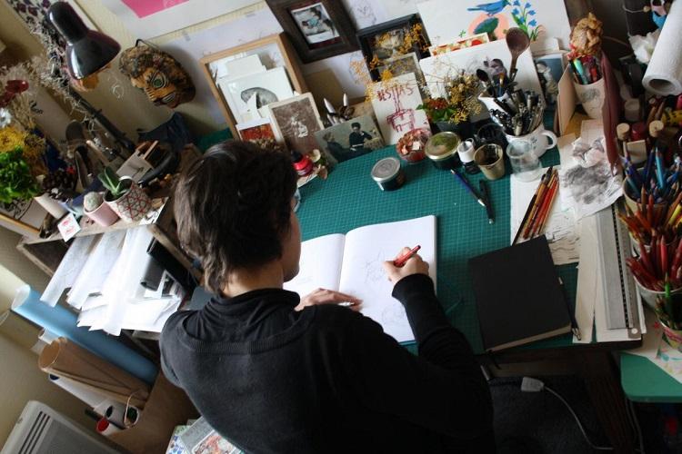 delphine vaute illustratrice