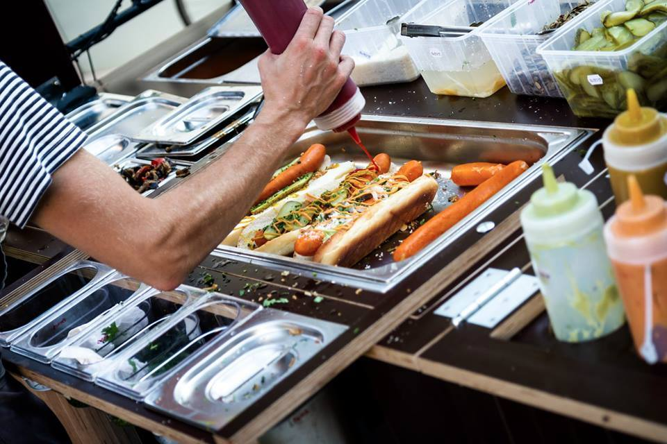 meilleur hot dog nantes paws