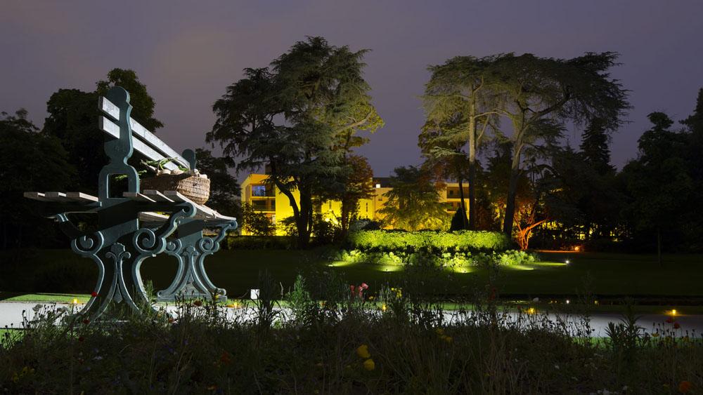 Visite le Jardin des Plantes en nocturne ce week-end !