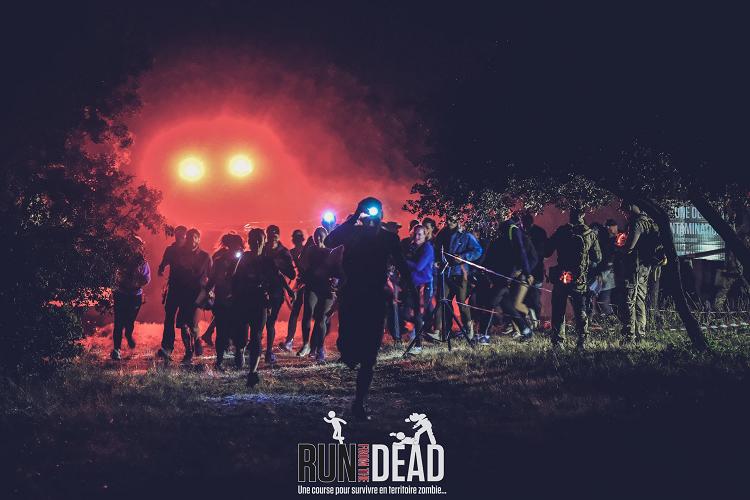 run from the dead nantes