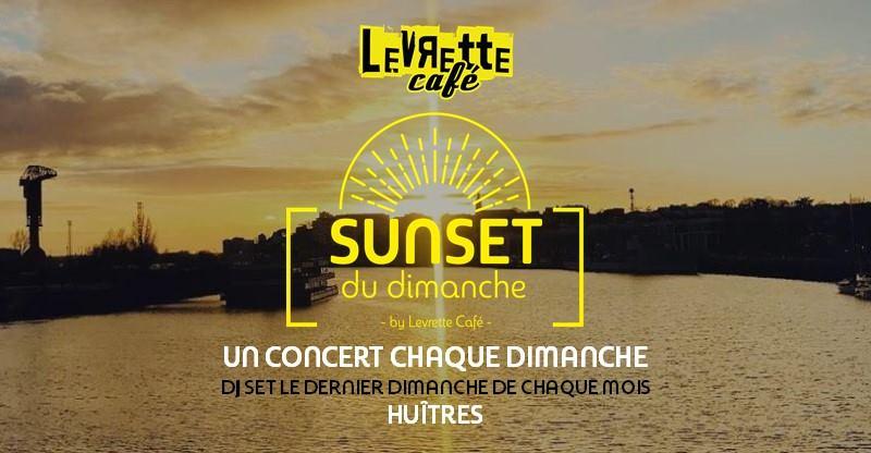 sunset levrette café nantes