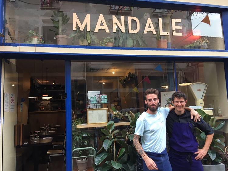 restaurant mandale nantes