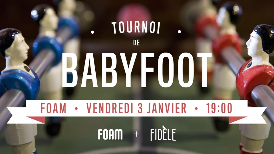 Tournoi foot foam - source : FB