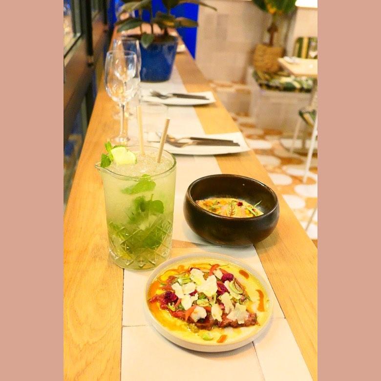 Z tapas restaurant nice plat - source Facebook