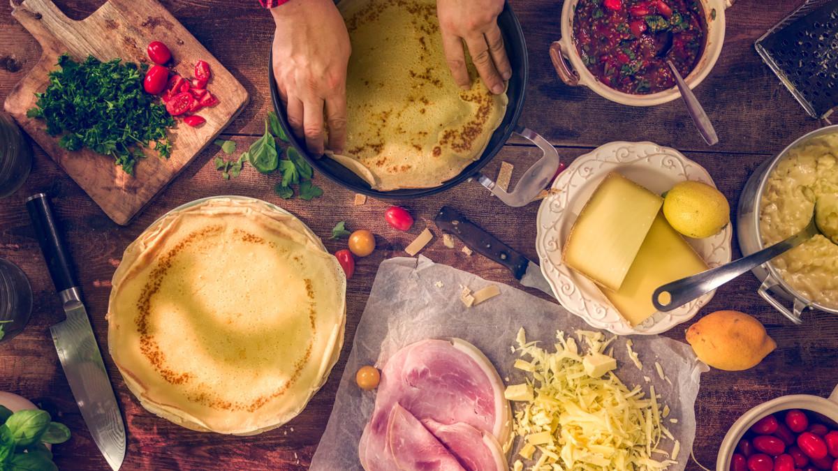 Tendance food : la crêpes raclette party pour réchauffer votre hiver