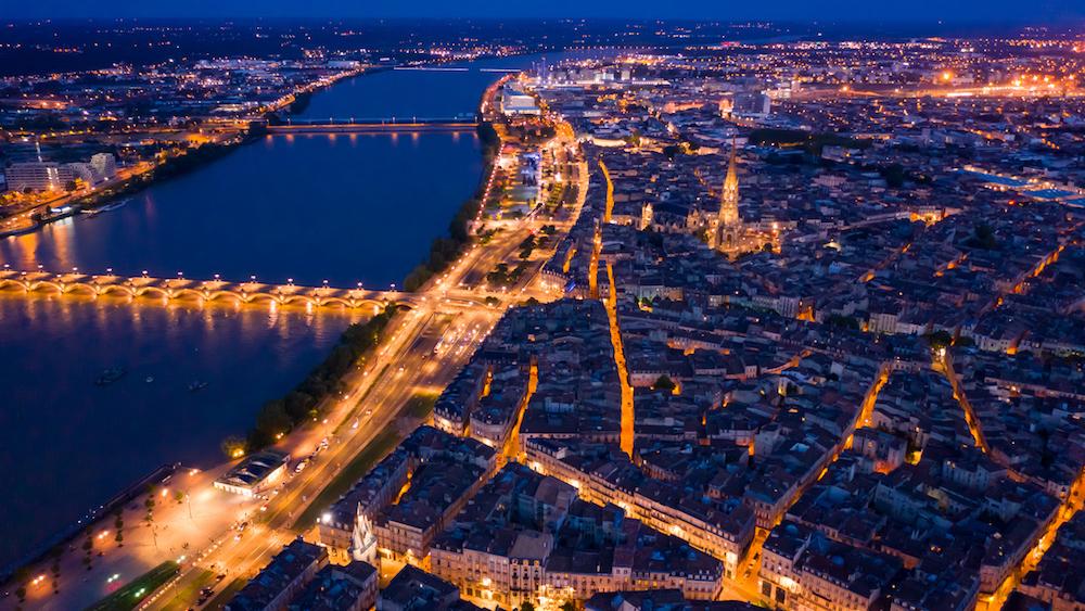 Selon une étude, Bordeaux est la 3ème ville française qui fait le plus envie