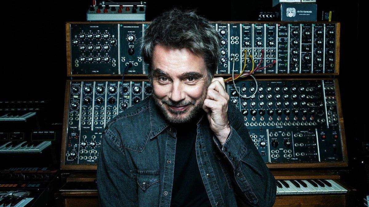 Jean-Michel Jarre sort une nouvelle application musicale de génie