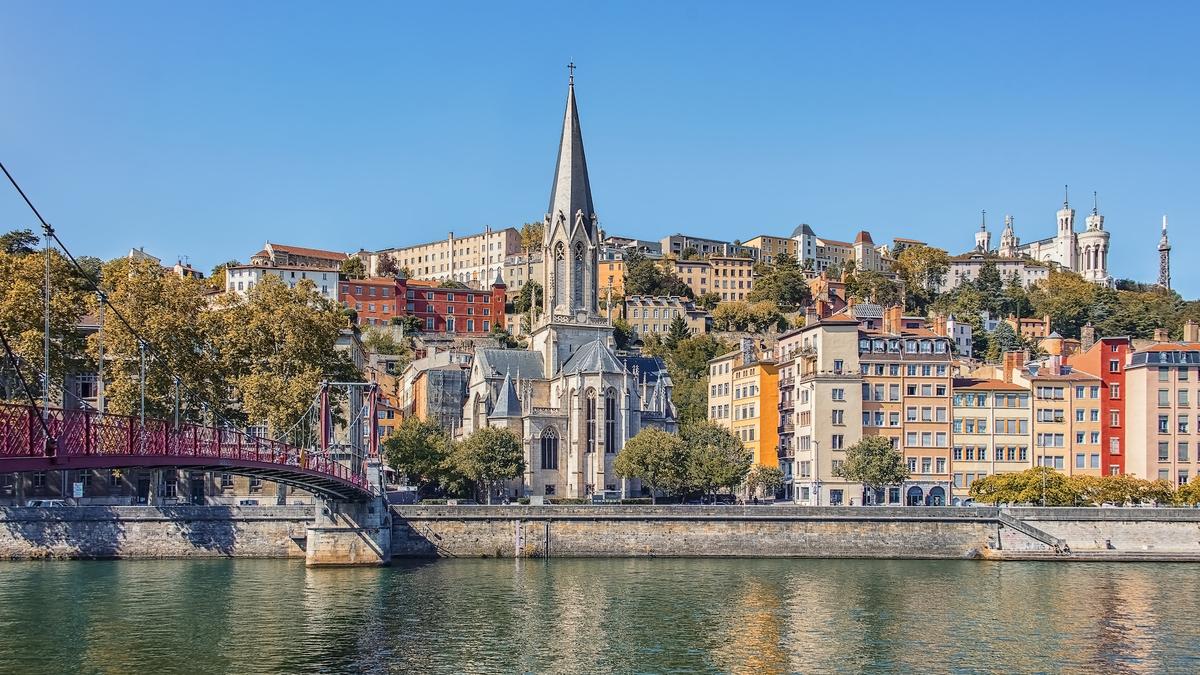 Selon une étude, Lyon est la grande ville française qui fait le plus envie