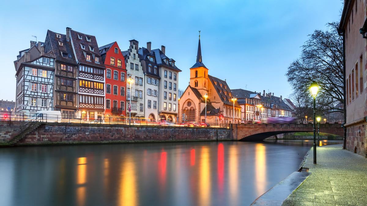 Que faire ce week-end à Strasbourg ? ( 15-17 novembre)