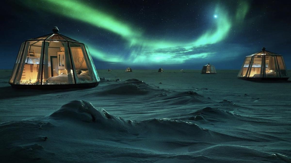 Le premier hôtel igloo va ouvrir ses portes au pôle Nord