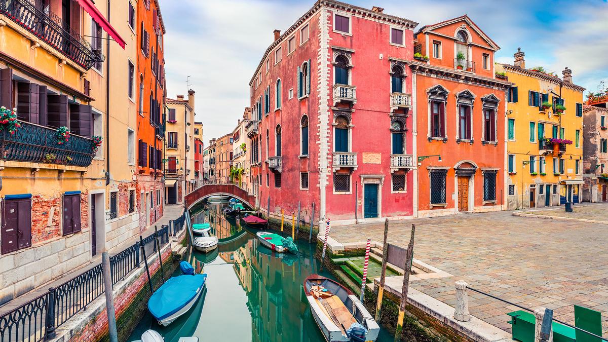 Terminé les paquebots de croisière à Venise!