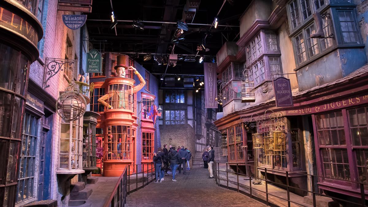 Une enquête géante inspirée d'Harry Potter dans les rues de Lyon