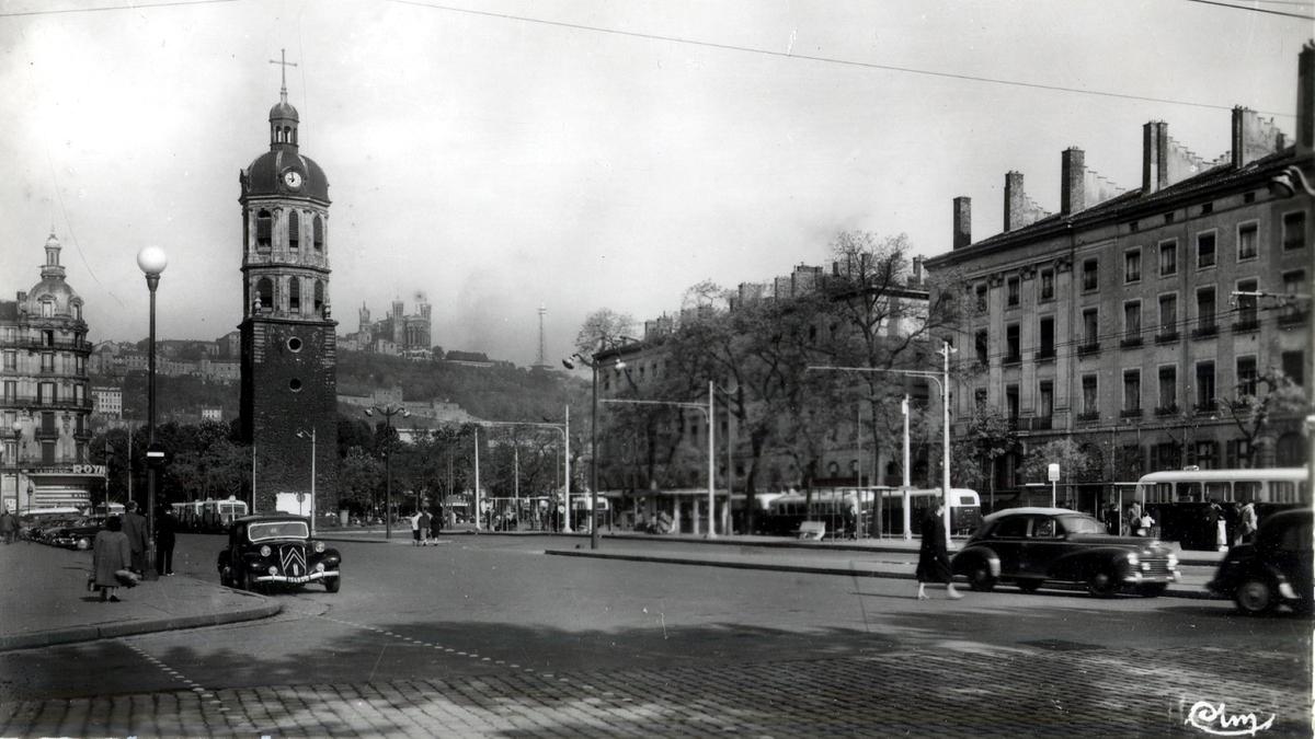 Ces projets fous qui auraient dû totalement transformer Lyon