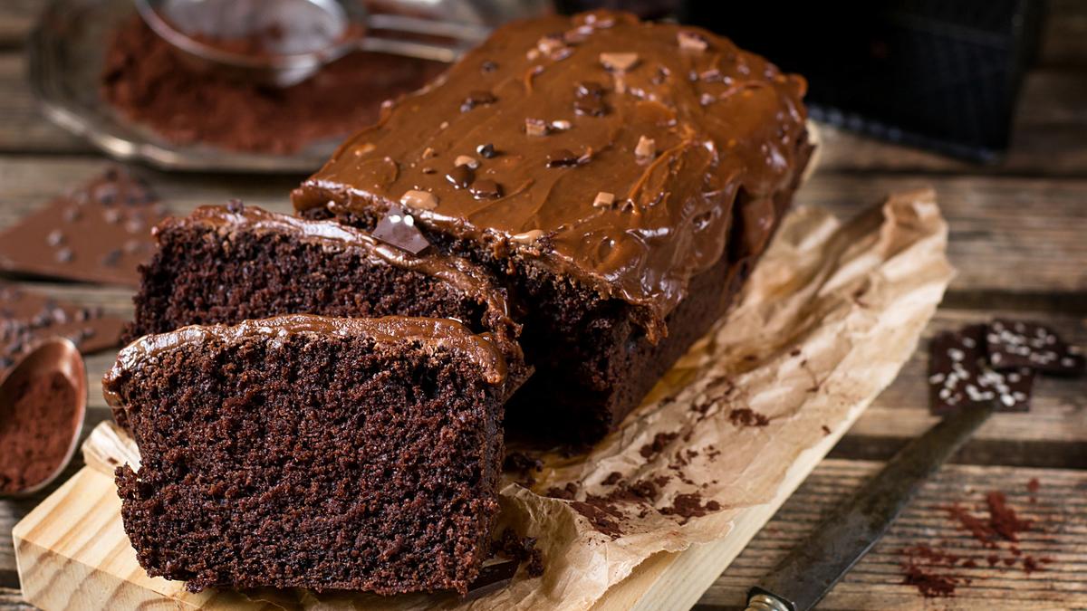 Le gâteau au chocolat express avec seulement 2 ingrédients