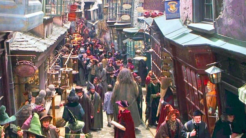 Un grand marché spécial Harry Potter près de Lyon ce week-end
