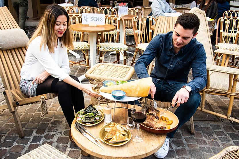 nelsons restaurant paris