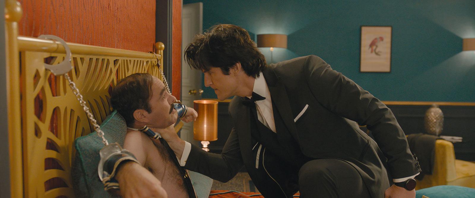Nicky Larson et le parfum de Cupidon film critique