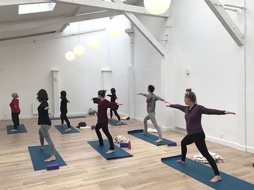 studio marga studio yoga paris salle