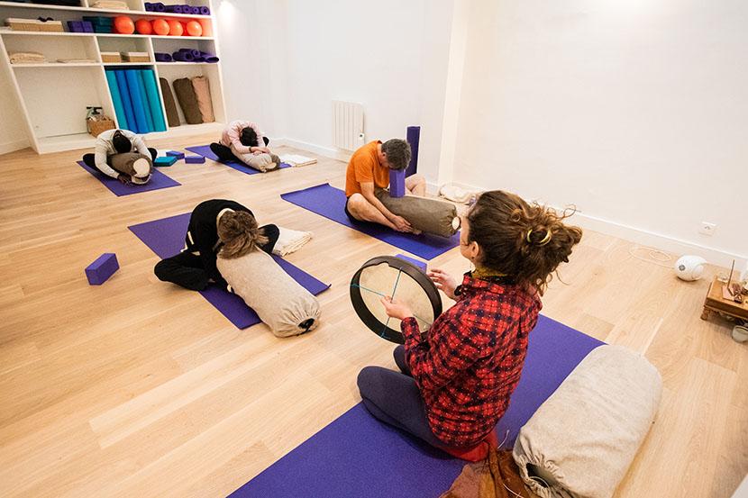 studio marga studio yoga paris cours