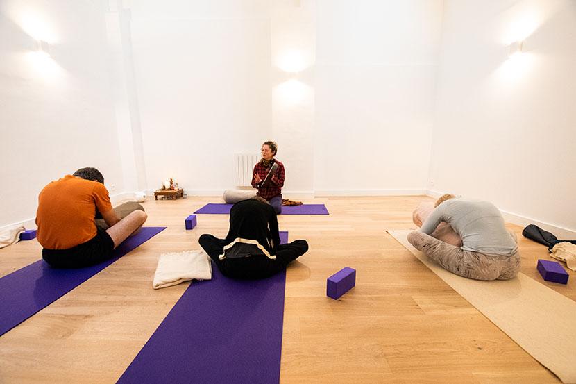 studio marga studio yoga paris
