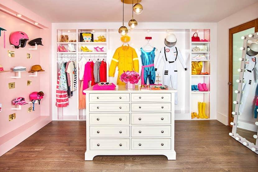 La maison de Barbie est à louer